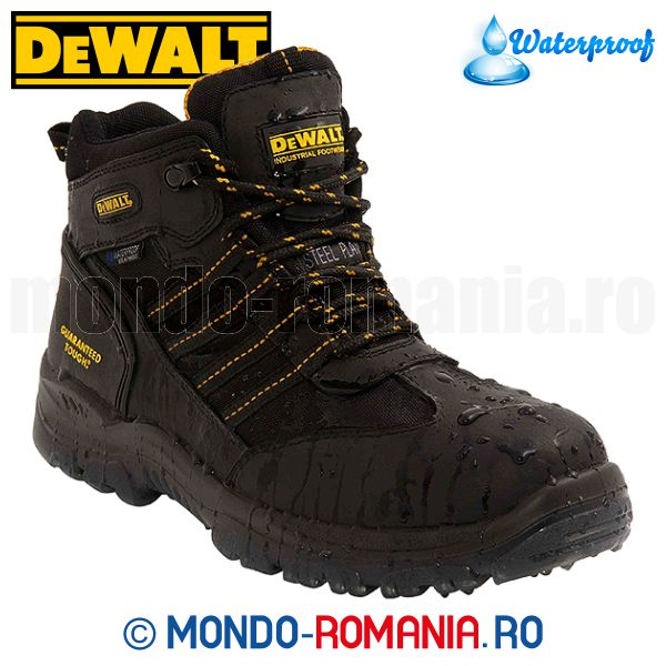 Echipament DeWalt- Bocanc de protectie waterproof DeWALT NICKEL waterproof