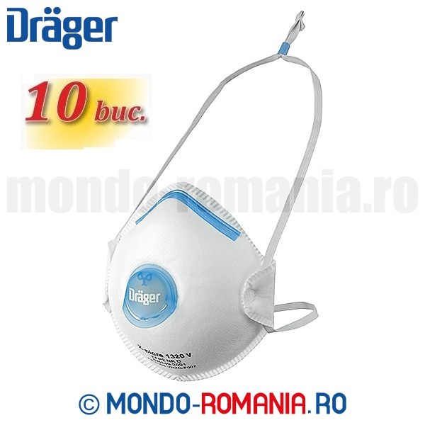 Echipament protectie Drager - Semimasca cu supapa Drager X-plore 1320V